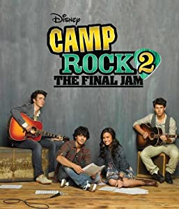 Camp Rock: The Final Jam (TV) Poster (11 x 17 Inches - 28cm x 44cm) (2010) Style A -(Demi Lovato)(Joe Jonas)(Nick Jonas)(Alyson Stoner)(Maria Canals-Barrera)(Kevin Jonas)
