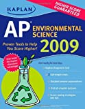 img - for Kaplan AP Environmental Science 2009 by Dora Barlaz (2009-01-06) book / textbook / text book