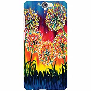 Back Cover For HTCOne A9 -(Printland)
