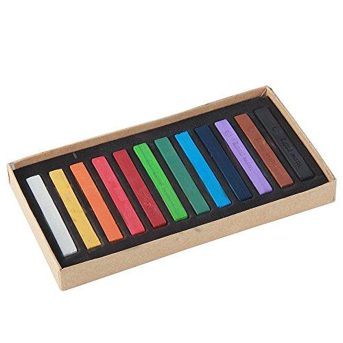 niceeshoptm-12-colours-chalk-pastels-set-for-art-drawing-scrapbooking-assorted-colorsset-of-12