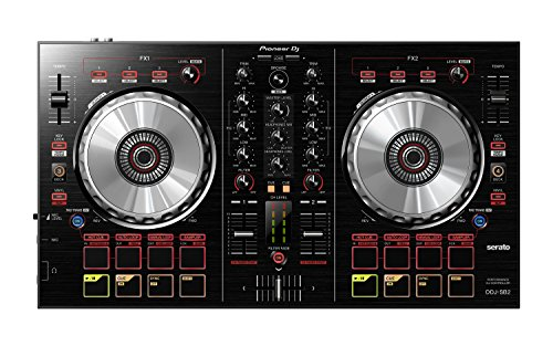 Pioneer DJ DDJ-SB2 Portable 2-channel controller for Serato DJ (Dj Mixers compare prices)