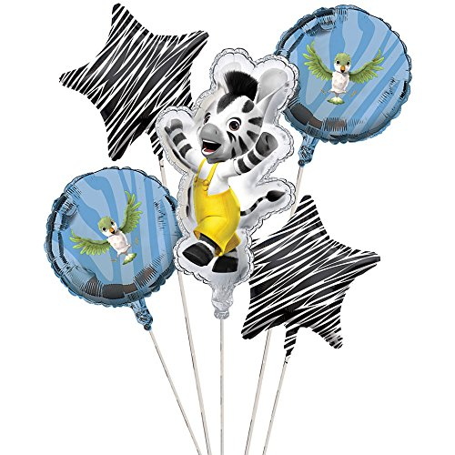 Creative Converting Zou Balloon Bouquet