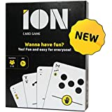 ION CARD GAME - 2 to 10 players! For kids, children, teens, adults, families, boys or girls.