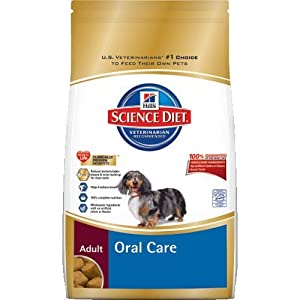 Hill's Science Diet Dry Food for Adult Dogs, 4-Pounds, Healthy Immune