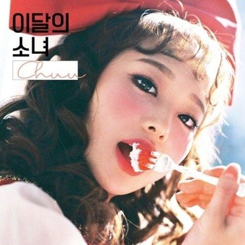 Audio CD : Monthly Girl Loona - [Chuu] Single Album CD+Booklet+PhotoCard K-POP Sealed [+Peso($36.00 c/100gr)] (US.AZ.25.7-0-B079CL2QX8.1530)
