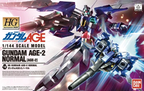 HG 1/144 AGE-2 ガンダムAGE-2 ノーマル (機動戦士ガンダムAGE)