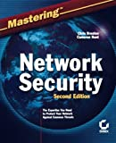 img - for Mastering Network Security by Brenton, Chris, Hunt, Cameron (2002) Paperback book / textbook / text book