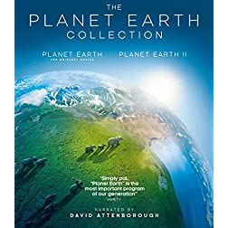 The Planet Earth Collection [4K Ultra HD + Blu-ray]
