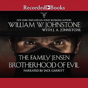 Brotherhood of Evil Audiobook