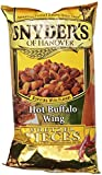 Snyder's of Hanover Hot Buffalo Wing Pretzel Pieces, 12-Ounce (Pack of 12)