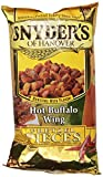 Snyders of Hanover Hot Buffalo Wing Pretzel Pieces, 12-Ounce (Pack of 12)