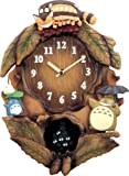 シチズン となりのトトロ 掛け時計 トトロM837N 4MJ837MN06