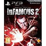 InFAMOUS 2 SPECIAL EDITION PS3 PLAYSTATION 3