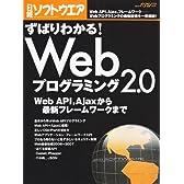 ずばりわかる! Webプログラミング2.0 (日経BPパソコンベストムック)