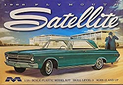 1/25 1965 Plymouth Belvedere by Moebius Models