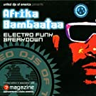 United DJs of the World present Afrika Bambaataa