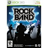 Rock Band - Game Only (Xbox 360)by Electronic Arts