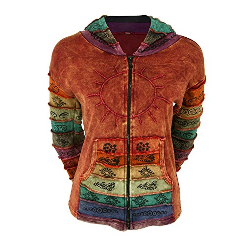 Sunshine Daydream Hooded Jacket (Greater Good Clothing compare prices)