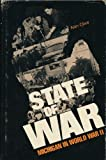 State of War: Michigan in World War II (0472100017) by Alan Clive