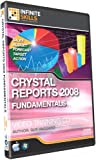 Infinite Skills Crystal Reports 2008 Fundamentals Tutorial - Video Training DVD