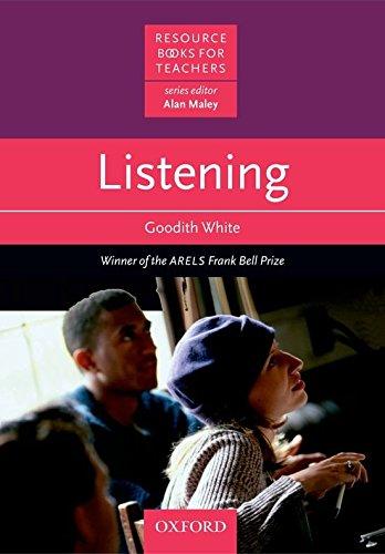 Resource Books for Teachers: Listening (Resource Book for Teachers)