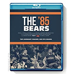 Espn Films 30 for 30 The '85 Bears