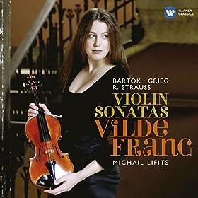 Sonata for solo violin: I. Tempo di ciaccona