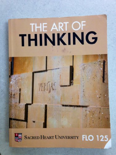 The Art of Thinking, FLO 125 (Sacred Heart University)