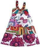 Produktbild von Desigual Mädchen Kleid/ Mini 12V4852, Gr. 98/104, Weiß(1000
