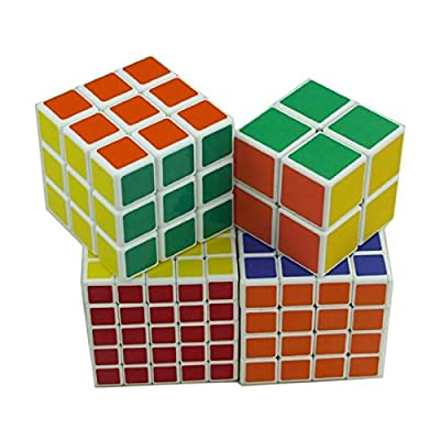 Magic Speed Twist Puzzle Cube for Kids by ACE Seller