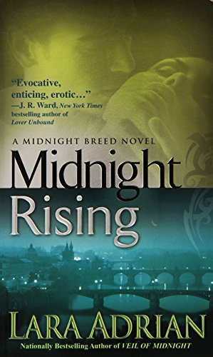 Midnight Rising (The Midnight Breed, Book 4)