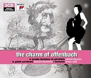 - The Charm of Offenbach (La Folie Offenbach): La Grande Duchesse