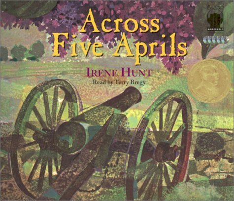 a review of the book across five aprils Irene hunt is the author of many distinguished books for young people her first novel, across five aprils , was a newberry honor book and received a lewis carroll shelf award for her second novel, up a road slowly , ms hunt was awarded the newberry medal.