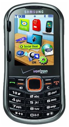 Samsung Intensity II Prepaid Phone (Verizon Wireless)