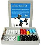 Organic Chemistry Molecular Model Student Set (54 Atom and 70 Bond Parts) - MM-003