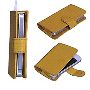 StylE ViSioN Pu Leather Pouch for Lava Xolo A800