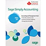 Simply Accounting Pro 2011 (bilingual software)
