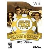 World Series Of Poker: Tournament Of Champions - Nintendo Wii
