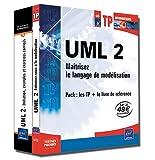 echange, troc Laurent Debrauwer, Naouel Karam, Fien Van der Heyde - UML 2 Pack 2 volumes : Initiation, exemples et exercices corrigés ; Entraînez-vous à la modélisation