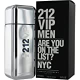 Herrera 212 VIP Men EDT Spray 100ml