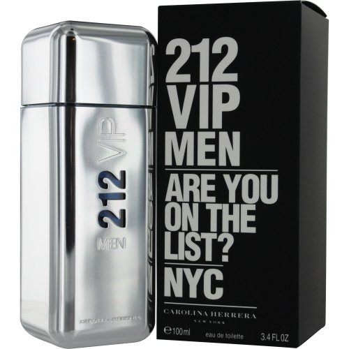 212 Vip by Carolina Herrera Eau De Toilette Spray