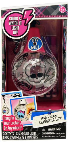 Tara Toy Monster High - High Voltage Chandelier Light Activity Set