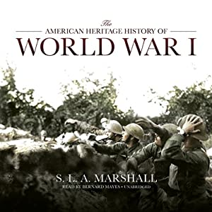 The American Heritage History of World War I Audiobook