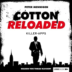 Killer Apps (Cotton Reloaded 8) Hörbuch