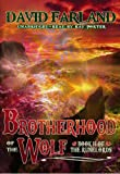 Brotherhood of the Wolf (The Runelords: Book Two) (Library)