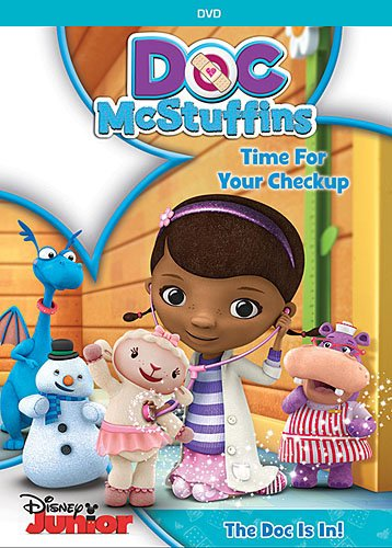 Doc Mcstuffins: Time For Your Checkup front-496916