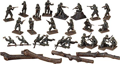 HASEGAWA 31129 U.S. Infantry Combat Team (1/72 Scale)