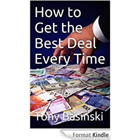 How to Get the Best Deal Every Time