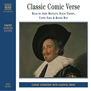 Classic Comic Verse Audiobook
