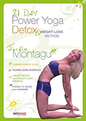21 Day Power Yoga Detox & Weight Loss Method with Julie Montagu [DVD]